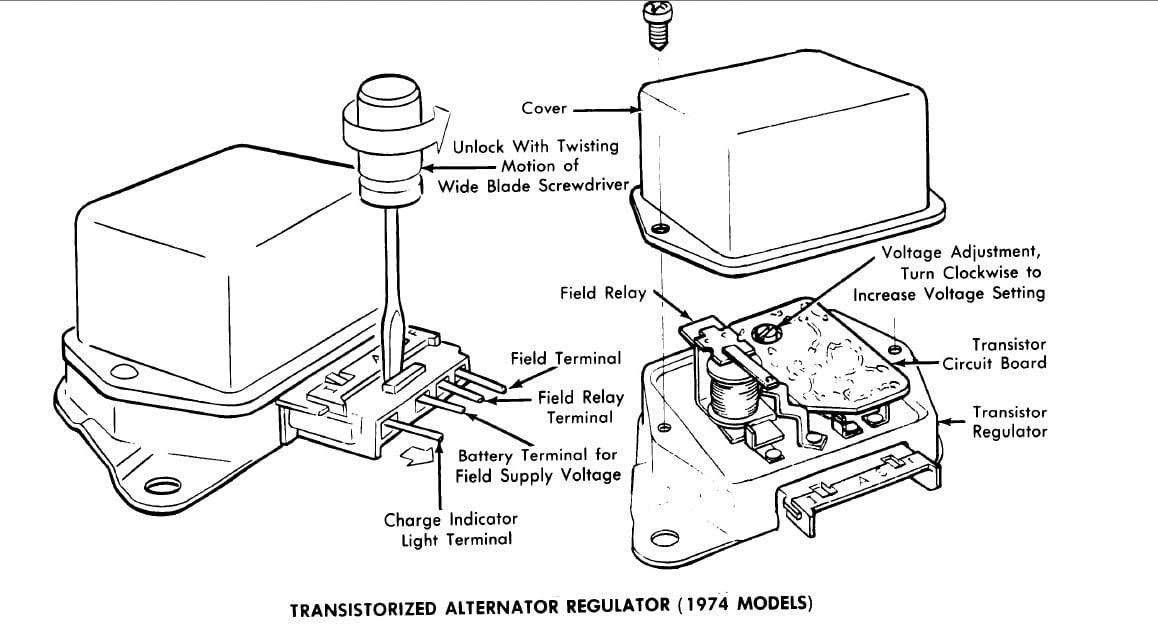 Ford Voltage Regulator Wiring Wiring Diagram Understand Understand Lionsclubviterbo It