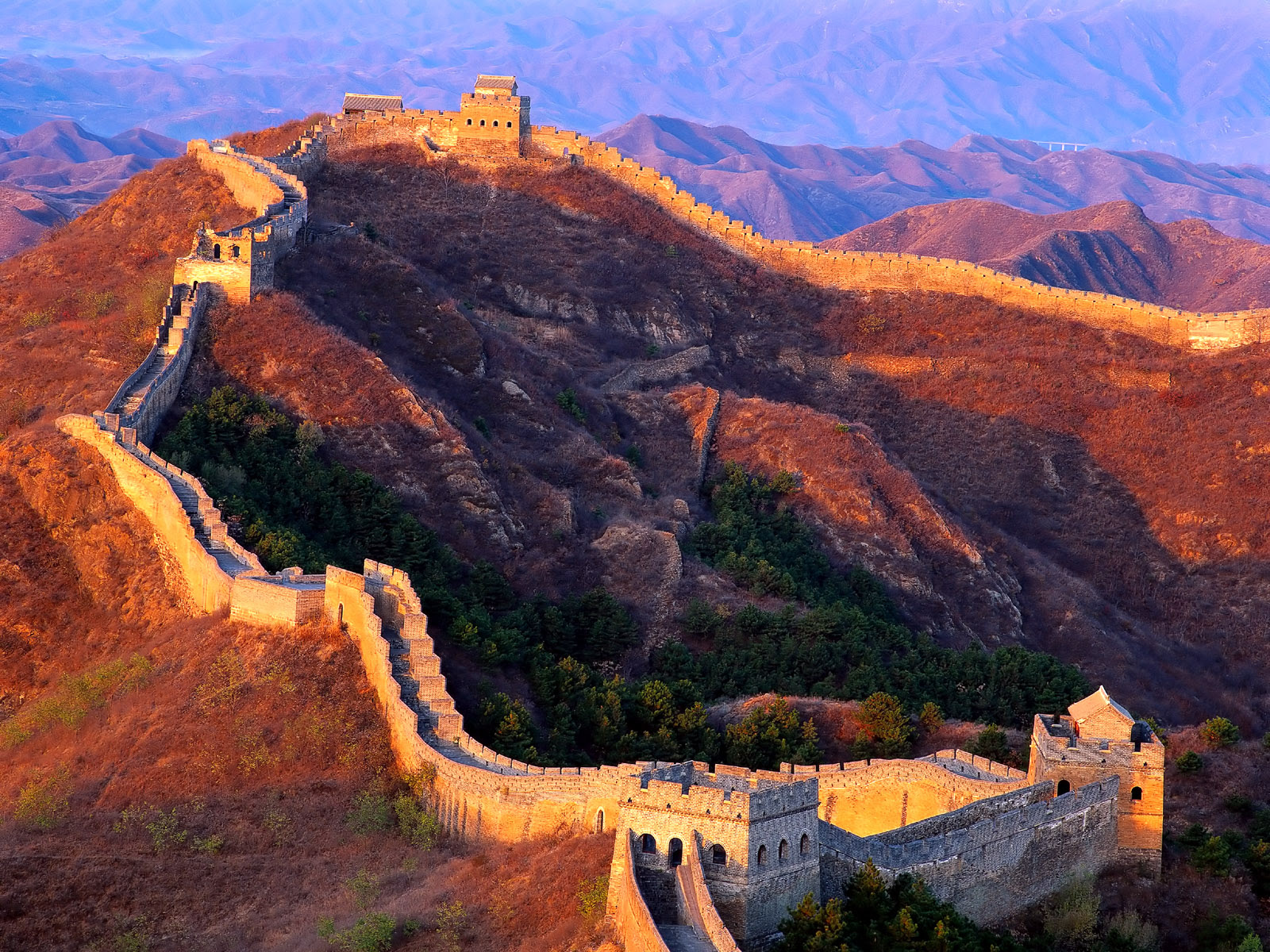 Purpose of The Great Wall - The Great Wall of China