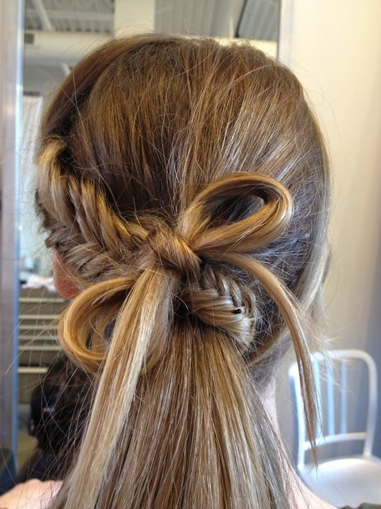 20 Awesome Jazzed Up Fishtail Braid Hairstyles