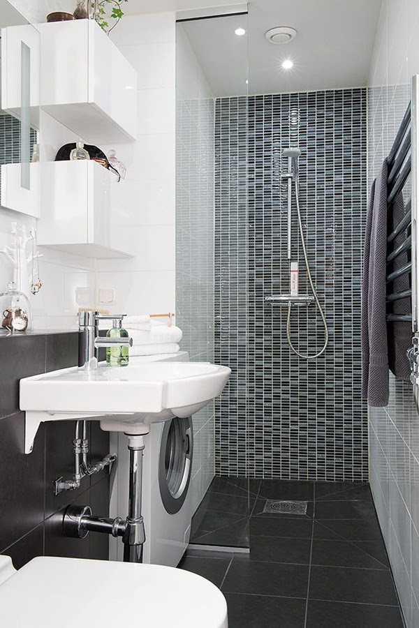 20 Small Laundry with Bathroom Combinations | House Design ...