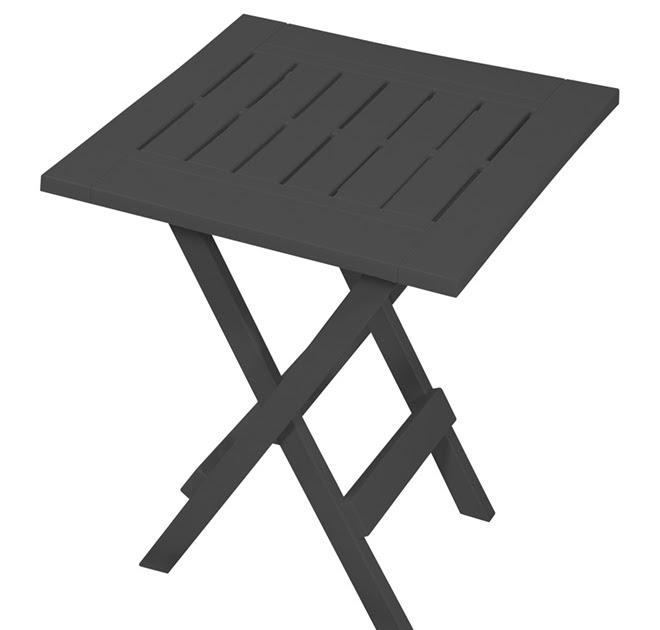 Woodside ronde pliable métal jardin patio table de salle à manger meubles d/'extérieur