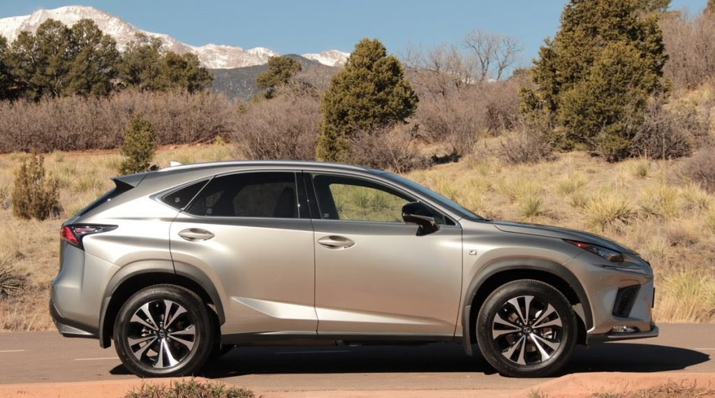 will the redesigned lexus nx crossover be a 2021 or 2022