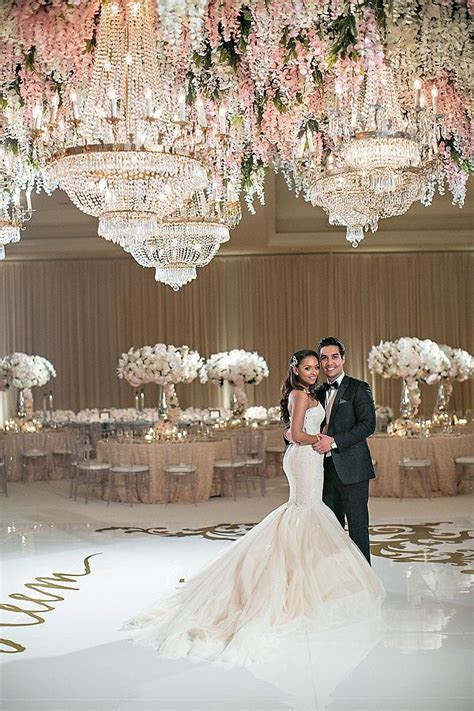 Luxurious Blush and Gold Wedding at the Montage Laguna