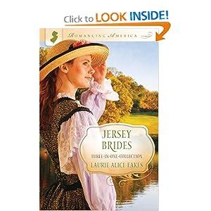 Jersey Brides (Romancing America)