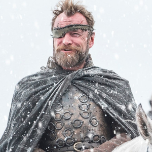 Richard Dormer as Beric Dondarrion in Game of Thrones