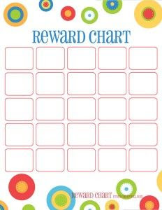 1000+ ideas about Sticker Chart on Pinterest | Rewards chart ...
