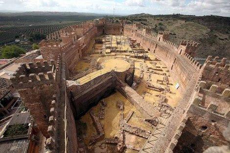 Resultado de imagen de Castillo de Burgalimar