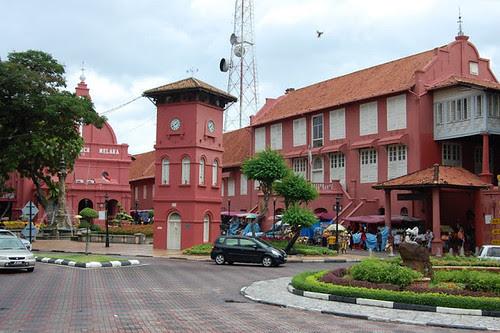 Stadhuys, Malacca