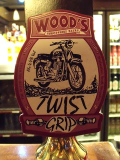 Wood's, Twist Grip, England