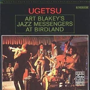 Art Blakey - Ugetsu cover
