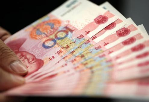 O yuan, segunda moeda de comércio internacional
