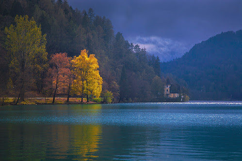 Bled,Slovenia por David Butali