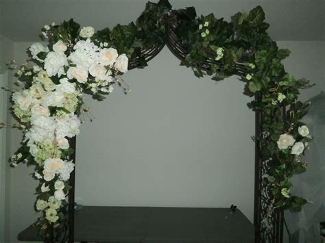wedding arches hobby lobby garden arch  multi whitecream