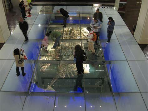 24 IMPRESSIVE GLASS FLOOR IDEAS  ..   Godfather Style