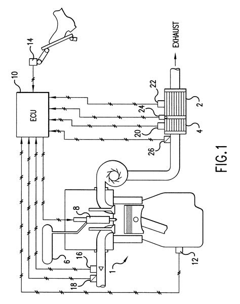 Patent US6634170 - Exhaust emission control system of