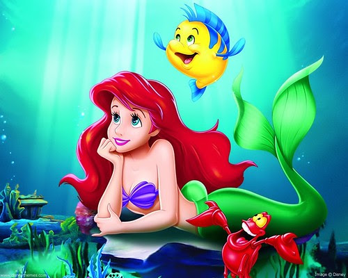 March 2 - The Little Mermaid