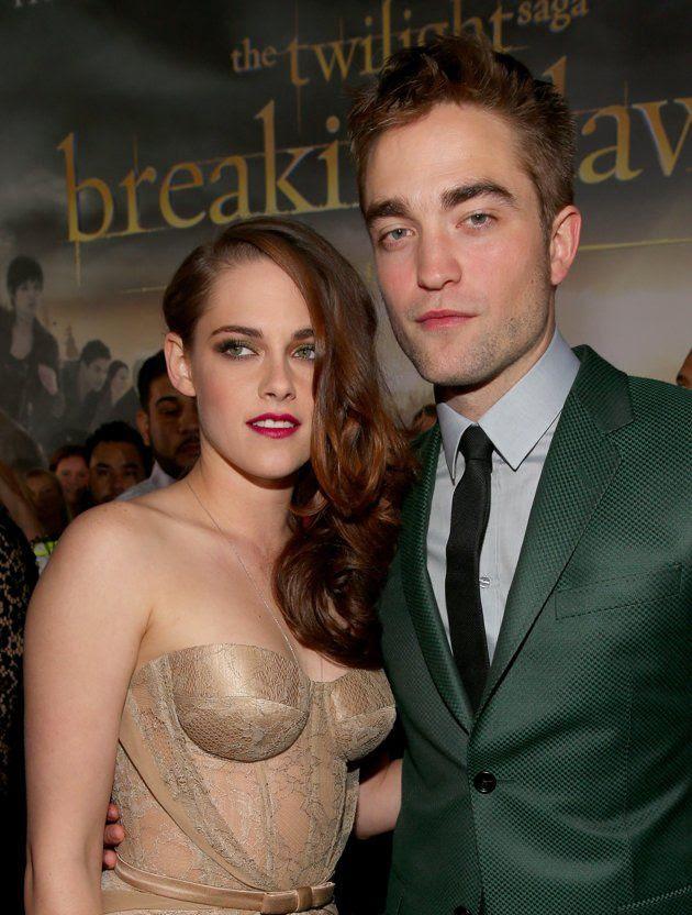 """""""Breaking Dawn - Part 2"""" Los Angeles Premiere - November 12, 2012, Robert Pattinson, Kristen Stewart"""