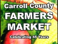 Carroll County Farmers Market to hold an Open House Celebration on Saturday, November 19th, 2016