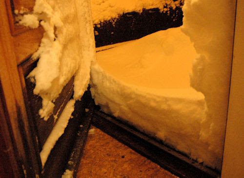 snow :: snø #1