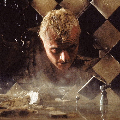 fuckyeahsciencefiction:<br /><br />kaktak:<br /><br />Blade Runner - Rutger Hauer