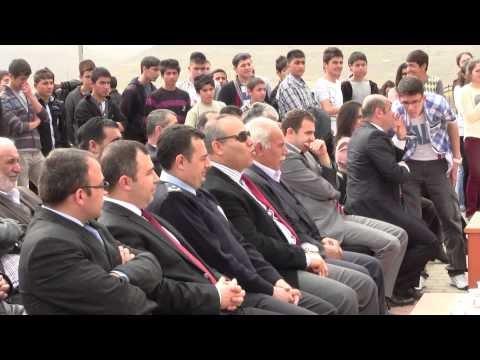 Bozkır Anadolu Lisesi Nevruz Kutlamaları 21.03.2013