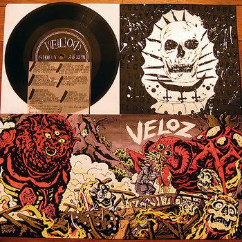 Veloz cover art