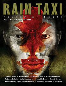 RAIN TAXI WINTER 2008/2009