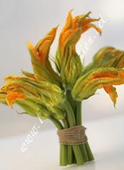 Flowers - Zucchini Blossoms Bouquet [01]