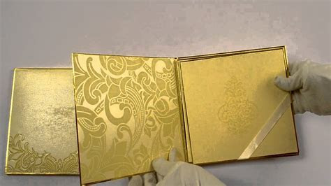RP9606, Gold Color, Shimmery Finish Paper, Exclusive