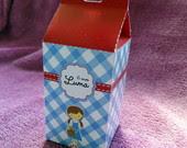 Caixinha de leite para biscoitos (und)
