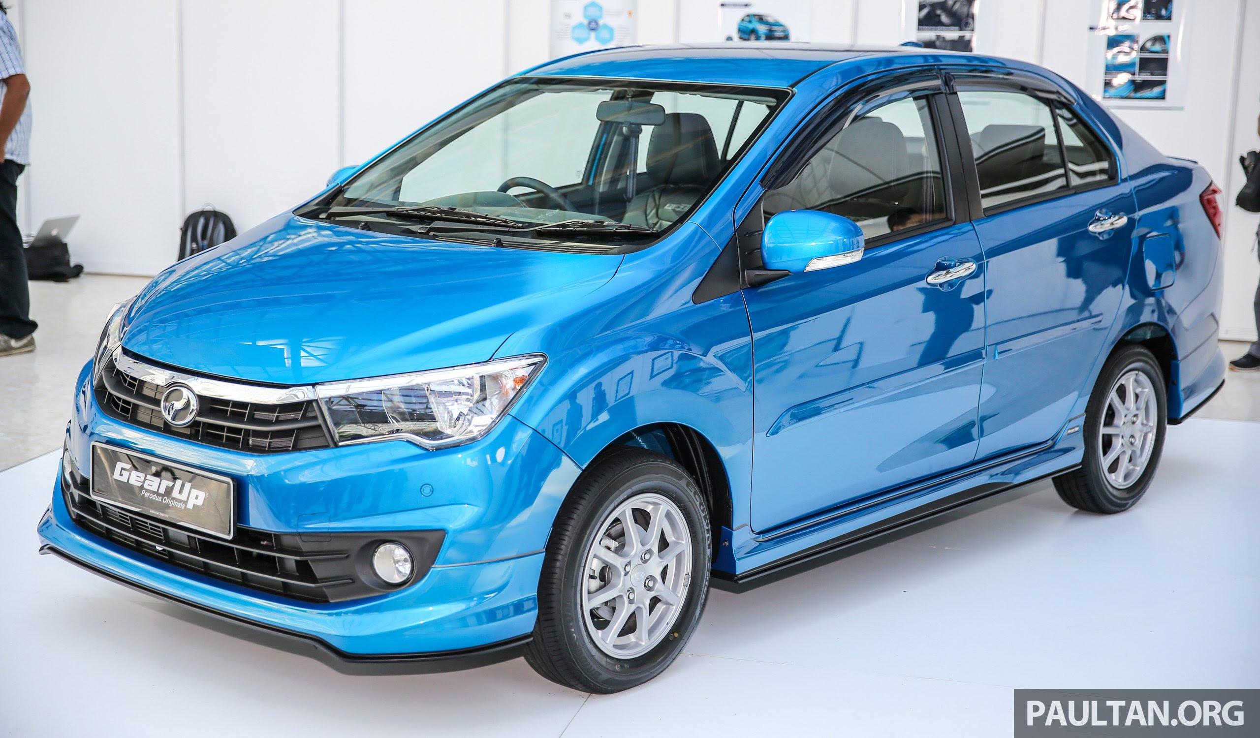 Perodua Bezza tops Trending Car Models list in Google's