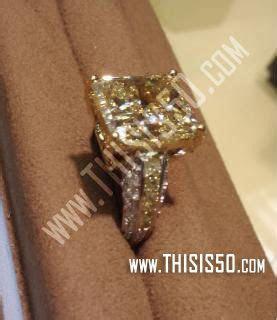 Floyd Mayweather's fiance's ring   Love Weddings