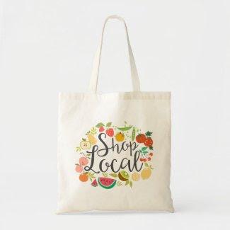 Shop Local Tote