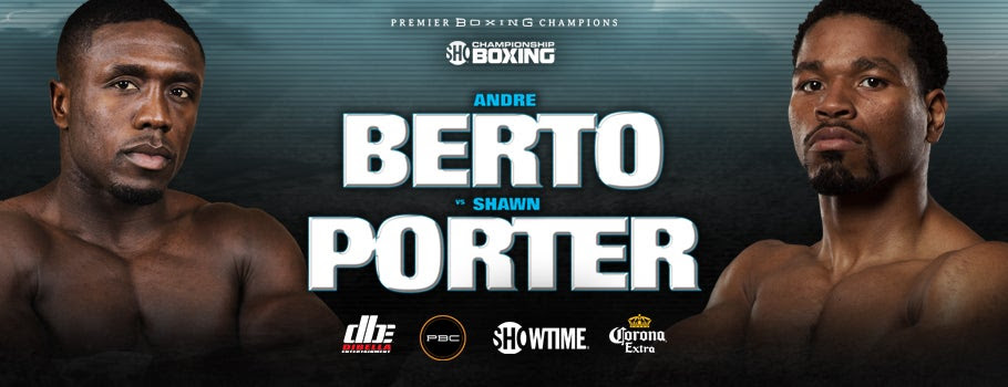 Image result for andre berto shawn porter