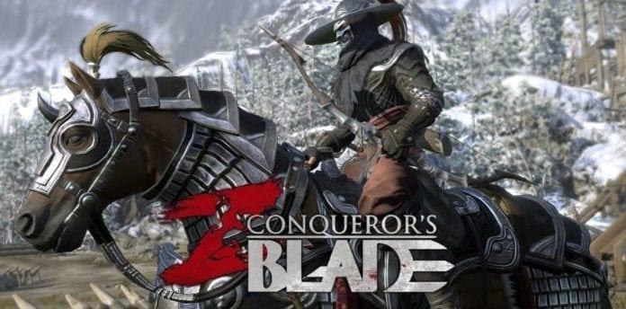 Conqueror's Blade – Epic warfare MMO scheduled to begin beta test soon