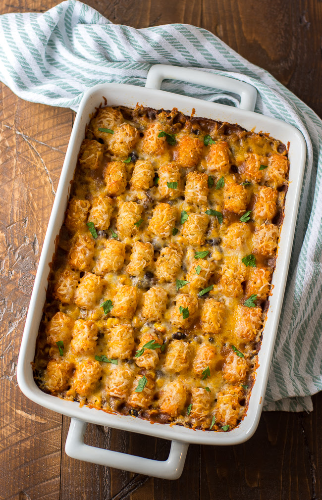 16 Easy Tater Tot Casserole Recipes - How to Make Best ...