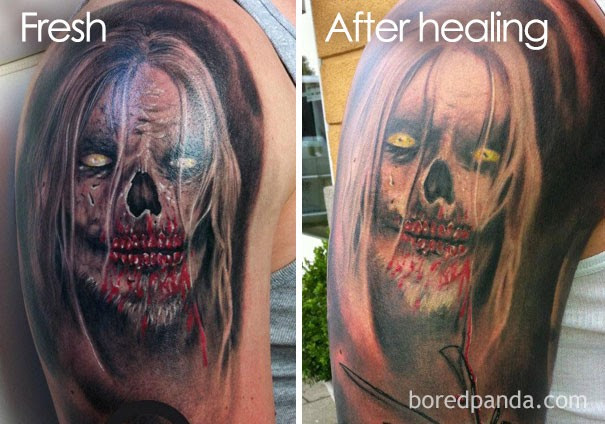 Tattoo Style The Trouble With Realism Arthouse Tattoo
