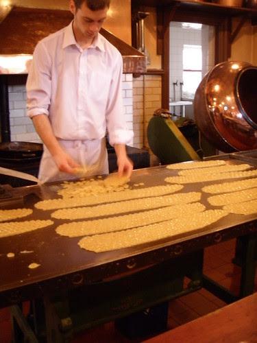making barley sugars