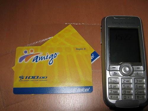 Amigo Kit y Telefono