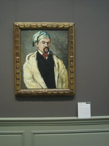 Antoine Dominique Sauveur Aubert (born 1817), the Artist's Uncle, 1866, Paul Cézanne _8401