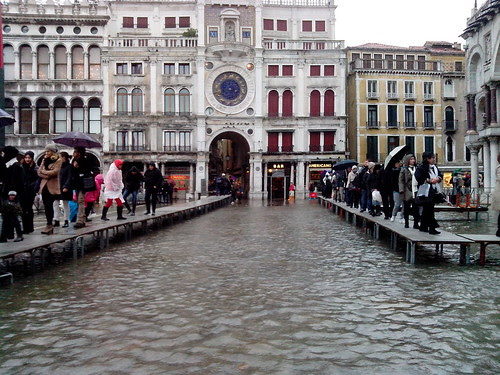 Piazza San Marco sull'Acqua by Ylbert Durishti