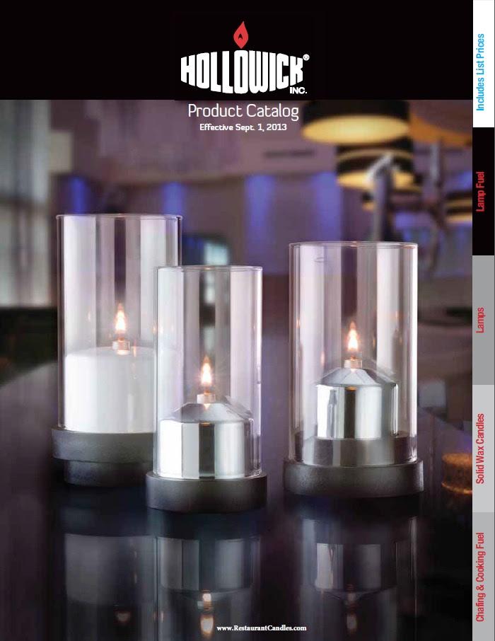 Restaurant Candles