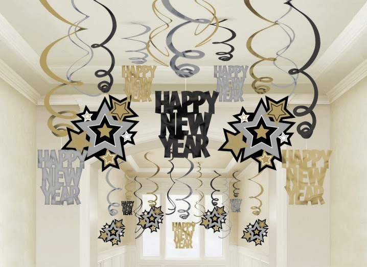 Awesome New Years Eve Party Decoration Ideas