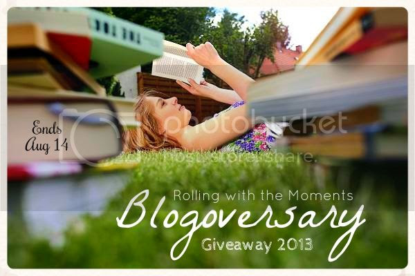 Rolling with the Moments Blogoversary