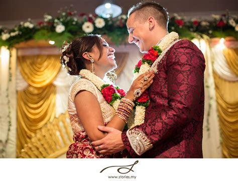 Hindu Temple Wedding: Chris & Anusha ? Malaysia Wedding