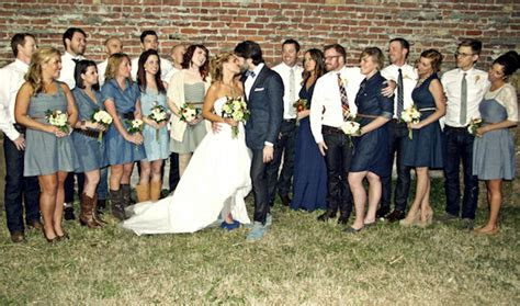 The Groom Wore Blue (Jeans)   Levi Strauss