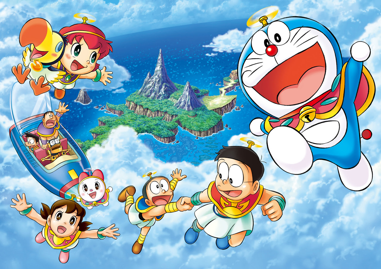 Free Download Doraemon The Movie Wallpaper For Android