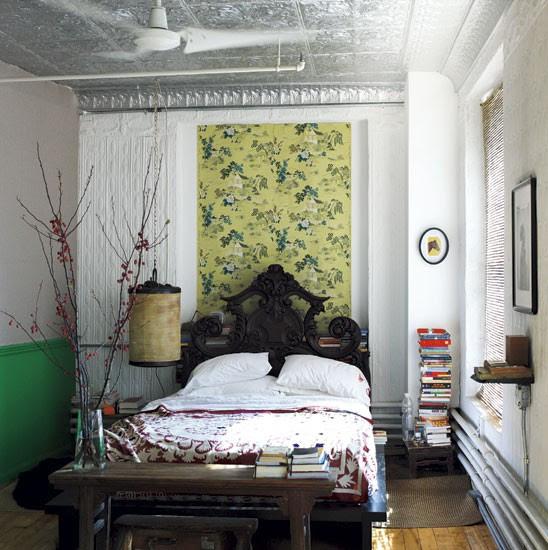 Bedroom   Stylist Sibella Court's bohemia-chic apartment tour