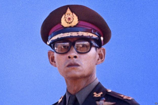 Adulyadej Bhumibol, Quốc vương Thái Lan, 1972