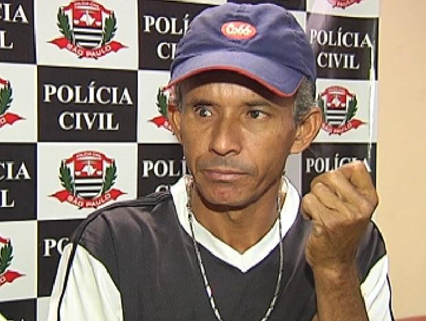 Carpinteiro disse que estava bêbado e sofre de depressão (Foto: Reprodução / TV Tem)
